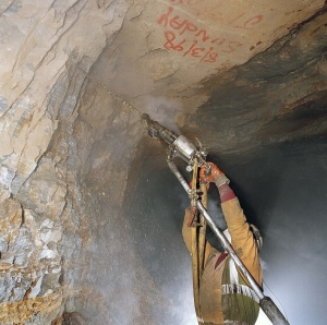 Foss mine M-I SWACO
