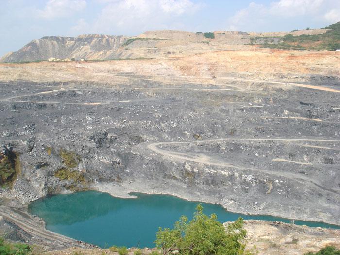 Mangampet mine APMDC