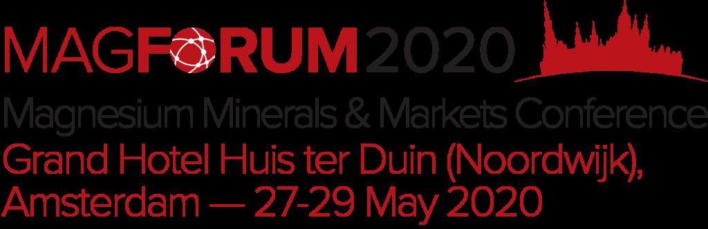 MagForum 2020 logo