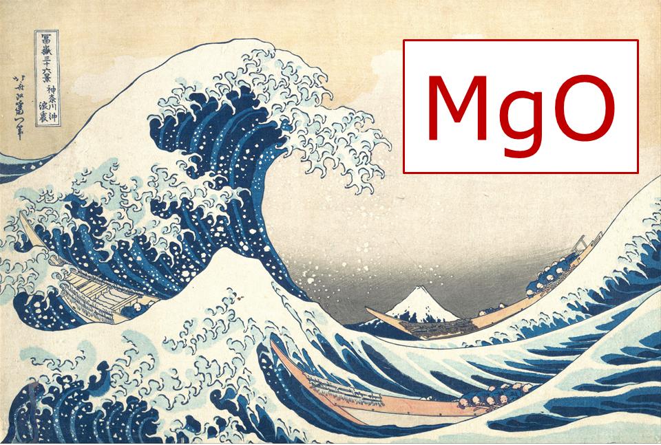 Wave + MgO