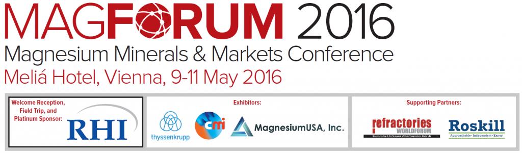 MagForum logo + sponsors 6-4-16