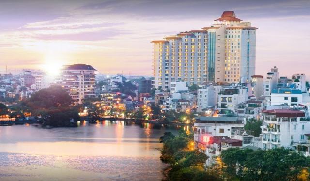 Hotel in Hanoi web
