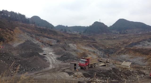 CMP xiuwen mine 2011