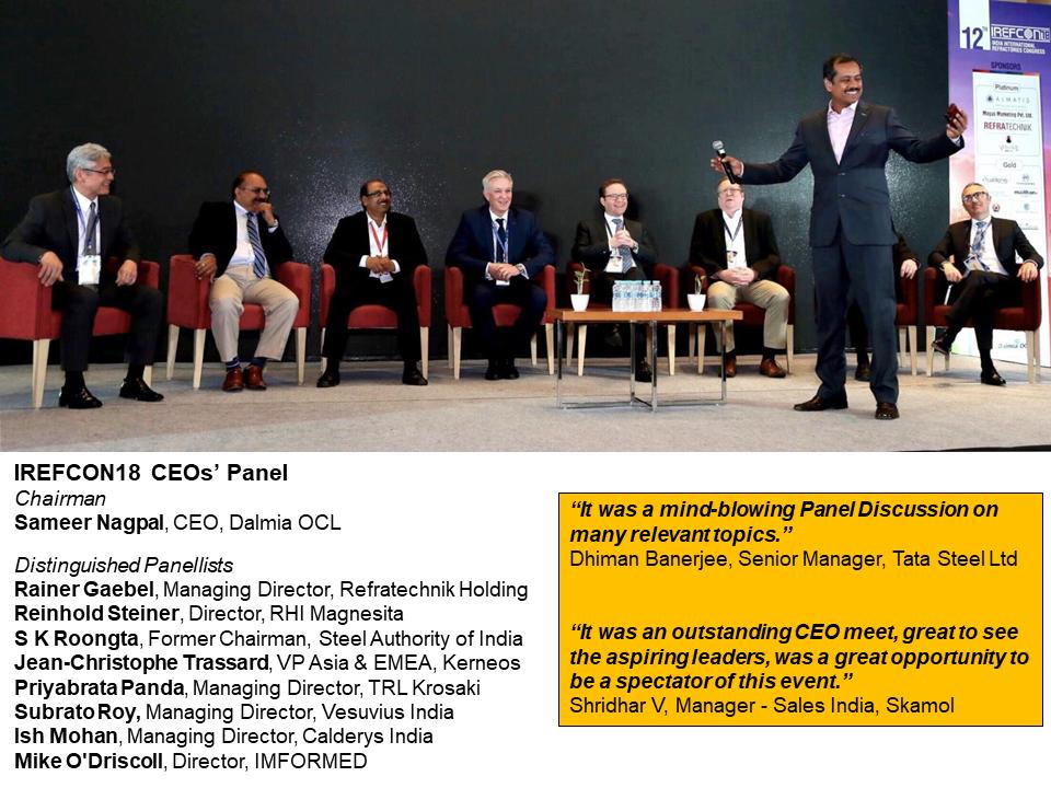 CEOs Panel