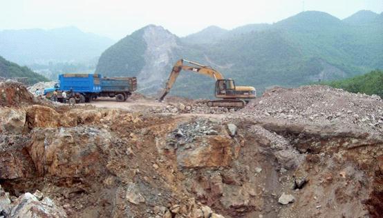 CMP Guizhou bauxite mine