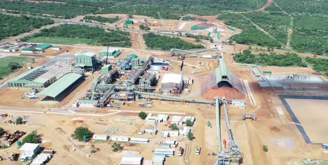 SepFluor mine concentrator Jan 2019