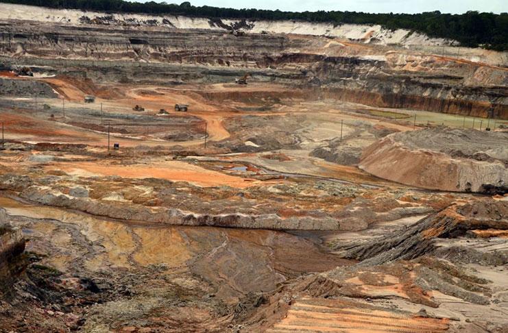 Bosai East Montgomery mine