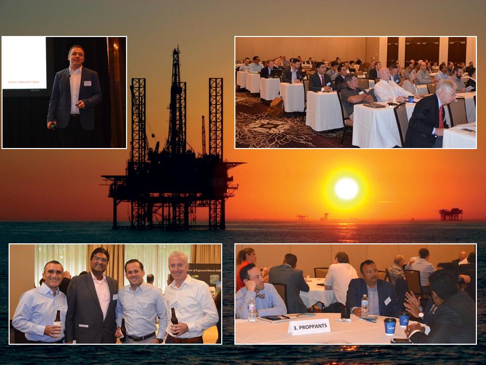 Industrial Minerals Networking | IMFORMED – Oilfield minerals rock