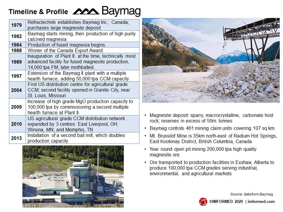 Baymag profile