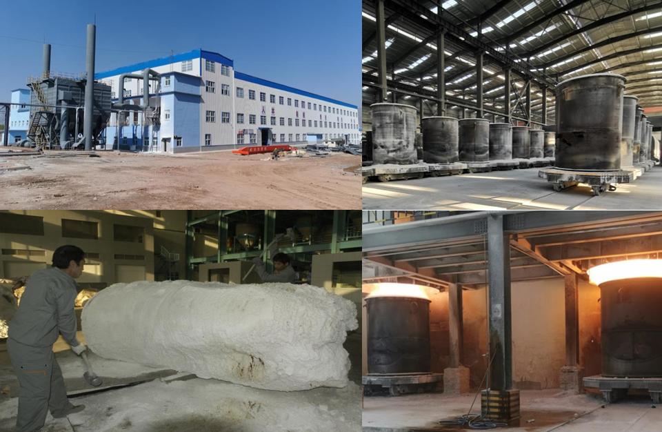 PRCO Qinghai FM plant
