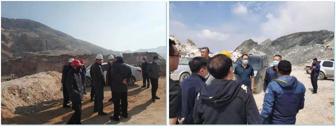 Yingkou Emergency Bureau at work