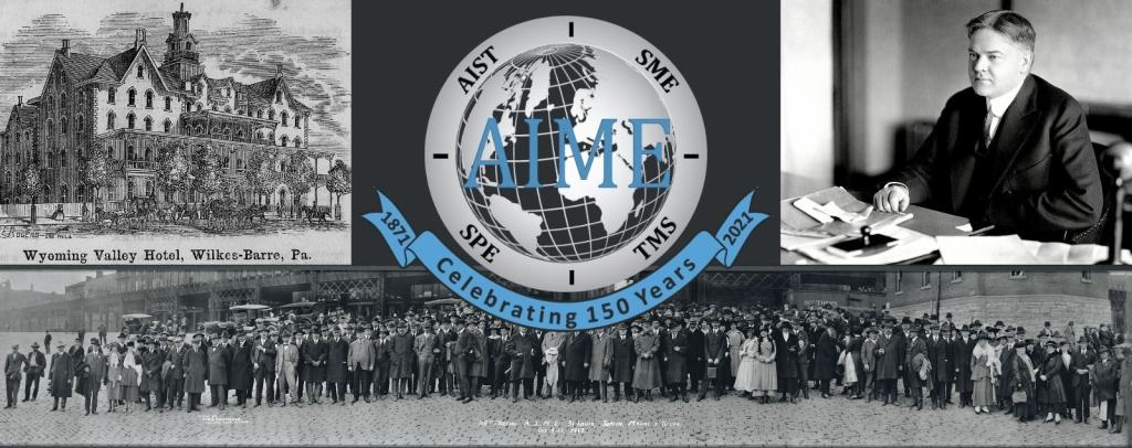 AIME 150 years