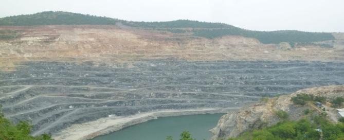 Mangampet mine