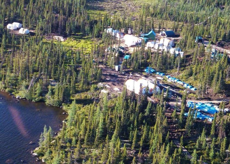 Ashram Deposit camp
